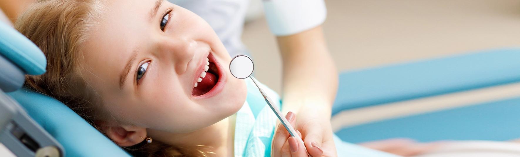 лечения зубов у детей